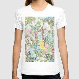 Junge flora T-shirt