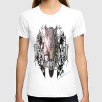 final fantasy T-shirts featuring Final Fantasy by MatthewTew