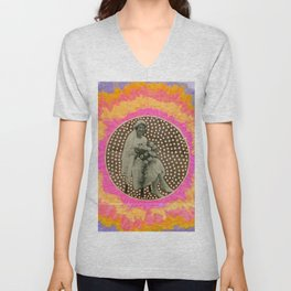 Wedding Portal 001 Unisex V-Neck