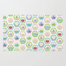 Sewing Quilting Flat Pattern Rug