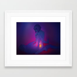 Erotic 1 Framed Art Print