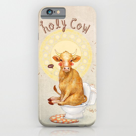 Holy Cow! iPhone & iPod Case