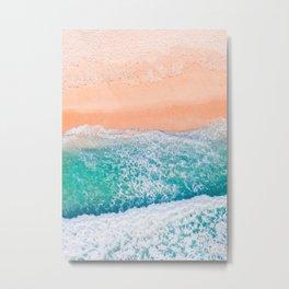 Waves 2 Metal Print