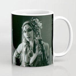 Old Contact Sheet of Rachel Brice 2 Coffee Mug