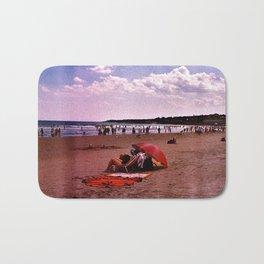 ogunquit beach Bath Mat