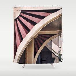 Flower Arch Shower Curtain