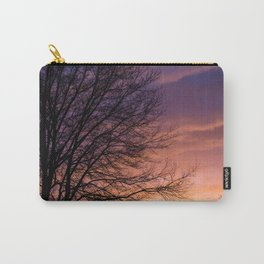 Sunsets and Silhouettes #1 Carry-All Pouch