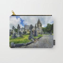 Welcome To Our Church Carry-All Pouch