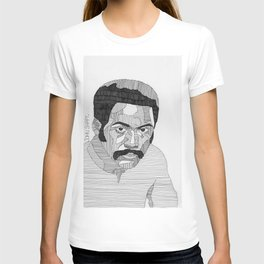 John Shaft. T-shirt