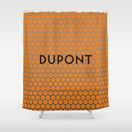 DUPONT | Subway Station Shower Curtain