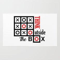 outside the box Rug