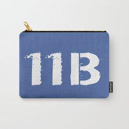 11B Infantryman (Blue) Carry-All Pouch