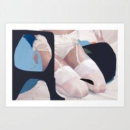 FRAME & FIGURE Art Print