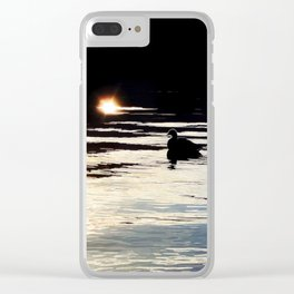 To the Light #nature #buyartprints #society6 Clear iPhone Case