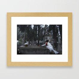 The spice of life Framed Art Print