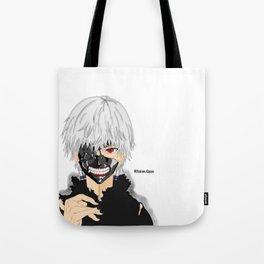 kanekiken mask Tote Bag