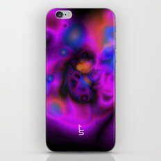 Glow iPhone & iPod Skin