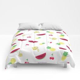 Fruit2 Comforters
