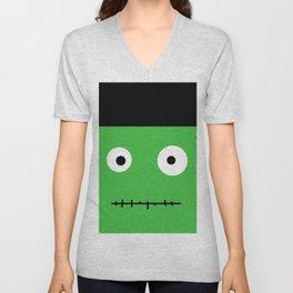 Frankenstein Unisex V-Neck