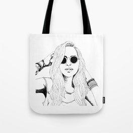 Wild Delilah Super Groupie Tote Bag
