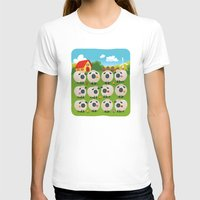 sheep T-shirts featuring Sheep by Elle Moz