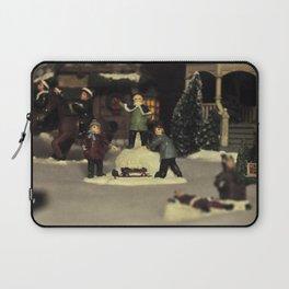 Snow Fun Laptop Sleeve