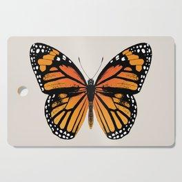Monarch Butterfly Cutting Board