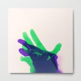 Reaching 02 Metal Print