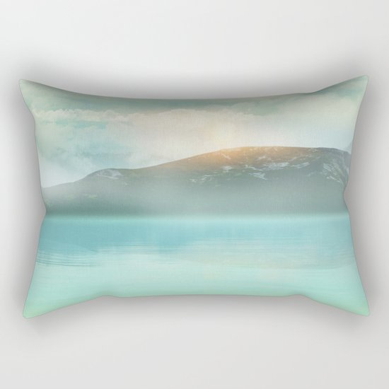 Pastel vibes 52 Rectangular Pillow
