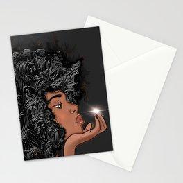 Black Girl Magic Stationery Cards