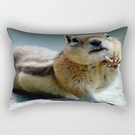 Talk To The Hand - OLena Art Rectangular Pillow
