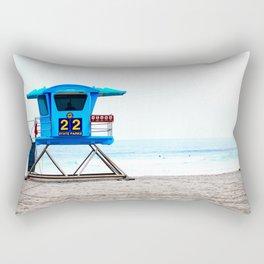 Lifeguard Rectangular Pillow