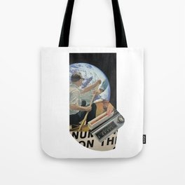 Another ride around the sun Tote Bag
