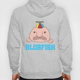 Funny Blobfish Perfect for Fish Lovers Blobfish kid Hoody