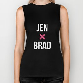 JEN + BRAD Biker Tank