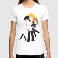 best friends T-shirts featuring Best Friends by hellokittyloli