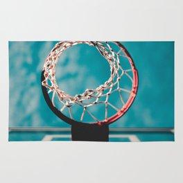 basketball hoop 6 Rug