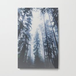The mighty pines Metal Print