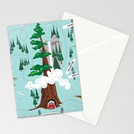 National Parks Stationery Cards