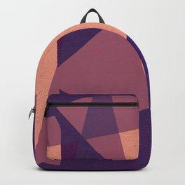 Full Moon on Violet Sky Backpack