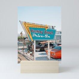 Bombay Drive-In Mini Art Print