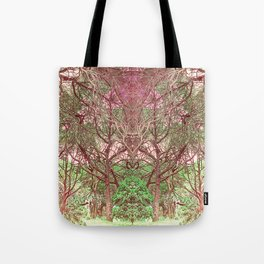 Nature's Cathedral #1 Tote Bag