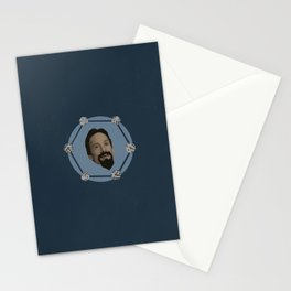 We are the darkest timeline Stationery Cards