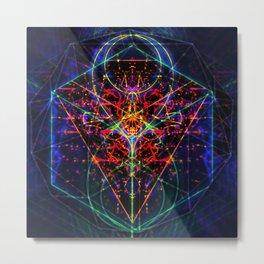 spiritism Metal Print