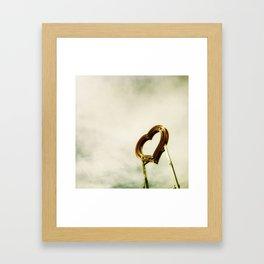 I´ll take you away... Framed Art Print