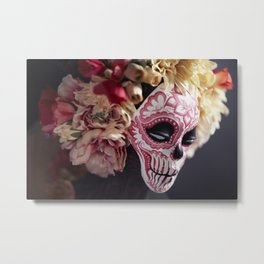 April Blossom Detail Metal Print