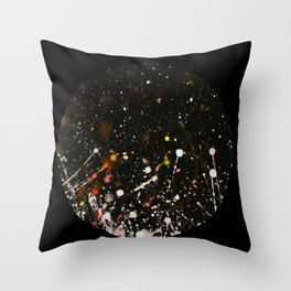 Explosion of colors_7 Throw Pillow