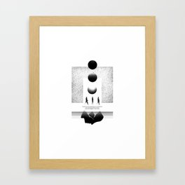 MAHSYAR Framed Art Print