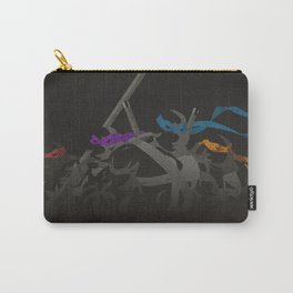 TMNT Carry-All Pouch