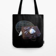 la valigia con l'artista - 1 Tote Bag